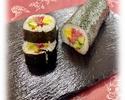 恵方巻(肉寿司)
