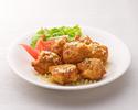 テイクアウト43.鶏肉の唐揚げ