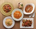 【Adults】 Grand Café Dinner Buffet (Weekday in April/May)
