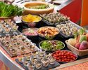 【Adults】 Grand Café Dinner Buffet (Weekend in April/May)