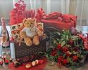 A Valentine Bear Hamper from La Pâtisserie Comes with Love