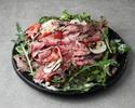 【テイクアウト】ローストビーフサラダ(お肉300g)