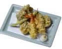 魚L 天ぷら盛り合わせ