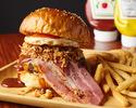 松阪牛100%トリプルWバーガー WWW Burger