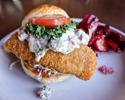 [Take Out] Sakura Snapper Fish Burger