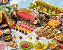 Early Bird -〈Adult 〉Weekend Lunch Buffet plan