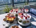 Terrace 【Pretty Woman Afternoon tea】+Pizza