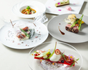 〈3/1~5/31〉Menu de Chef~ムニュ・ド・シェフ~【ランチコース・全5品】