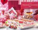 "[Saturdays, Sundays, and holidays] SOCO Sweets Buffet ""Kobe Strawberry Collection 2021-Shock! Kan Wonderland-"""