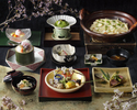 """[Weekday online reservation only] """"Raku"""" (lunch) with one drink to choose from"""