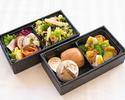 【テイクアウト】グルメランチボックス〈魚料理〉~イタリアン・ミールボックス~