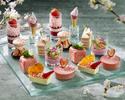 Sakura & Strawberry Afternoon Tea (Standard)