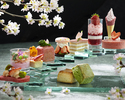 Deluxe Sakura & Strawberry Afternoon Tea