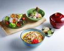 蒸し寿司膳(青の舎)