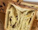 クロワッサン食パン ラムレーズン