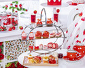 4/1~【Mon‐Wed】Strawberry Afternoon tea set(Jan‐Mar)