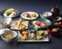 "4/1~ Lunch course ""Fuji"""