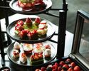"Seasonal Afternoon Tea ""Strawberry Garden""(4/1~)"