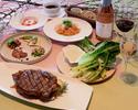 【ディナー】さくら葡萄酒のしらべ
