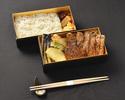 【テイクアウト】国産牛焼肉、和牛ハンバーグ弁当