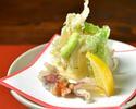 カウンター限定 / 料理長おすすめ季節料理4品のお気軽ミニ懐石