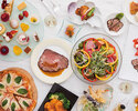 Weekdays [Senior 65 years old and over] Chef's Live Buffet Lunch ★ 90 minutes system ★