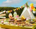 [Dessert Buffet] Strawberry Dessert Buffet ~ Girl's Sweets Camping ~