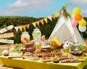 [Dessert Buffet] Strawberry Dessert Buffet ~ Girl's Sweets Camping ~