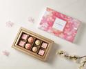 Sakura Bonbon Chocolate Box 8pcs