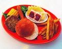 ໃຫ້ຂອງເຮັດ burger ຂອງຂ້າພະເຈົ້າ! [ຊຸດເດັກນ້ອຍ KIDS BBQ] ¥ 850 (ຄ່າເຂົ້າຊົມບໍ່ລວມ)