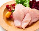 国産鶏むね肉(100g)