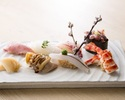 "4/1-Sushil Lunch ""Yorokobi"""