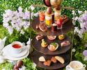 ◆5月末迄土日祝【HAPPYイースターアフタヌーンティー@NYラウンジ】乾杯酒&人気の季節のパフェ付