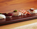 Sushi Omakase Lunch + Sparkling Wine