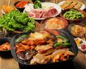 (手ぶら) お昼間BBQセット【お料理のみ】ドリンク持込OK!