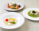 Spring Special Course 8 dishes