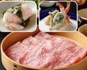 【春の味覚コース】メイン料理は当日お選びください