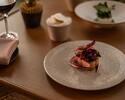 お魚&お肉料理含むディナーショートコース