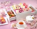Sakura Afternoon Tea at Up & Above Bar