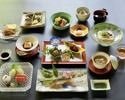 川床懐石料理 12,900円