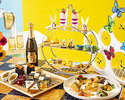 "【Summer Afternoon tea - Option】 A glass of Sparkling wine ""CHANDON"""