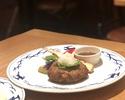 【テイクアウト】和風キノコの南蛮ソースハンバーグ180g