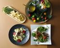 """【Lunch】""""トマトガストロノミー """" <5品>"""