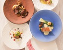 [WEB weekday only] Full-course lunch-Petit Fleur-