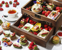 【Weekdays plan】Strawberry and Green Tea Afternoon Tea (Mar 1-Apr 30)