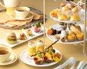 mango Afternoon tea set