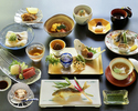川床懐石料理 9,900円(5~6月限定)