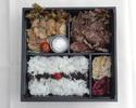 【TAKE OUT】➁牛タン西京漬け鶏もも弁当