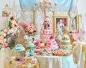 ★WEB予約特別価格★【おとな】平日:マリー・アントワネットが招く ヴェルサイユ宮殿のスイーツブッフェ
