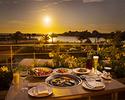 【Option】Terrace BBQ Dinner Set (Adult)